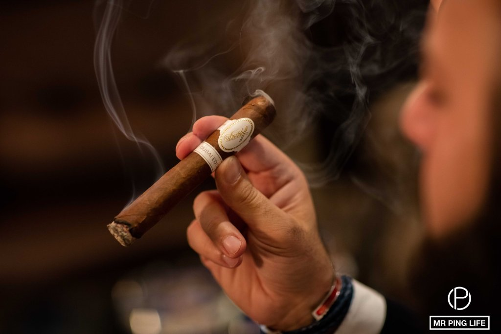 Davidoff Cigars Dubai Ltd Edition Basel Launch