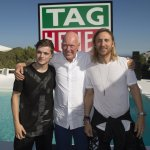 TAG Heuer, David Guetta, Martin Garrix And The New Aquaracer!