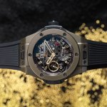 A Look At 2017 Through The 'Hublot'