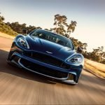 Car Struck At The Geneva Motor Show 2017
