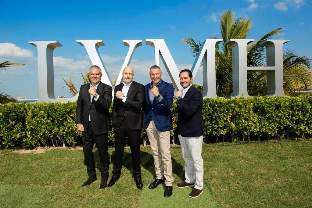 LVMH CEOs