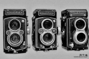 Rolleiflex Vintage cameras by Mr P Kalu