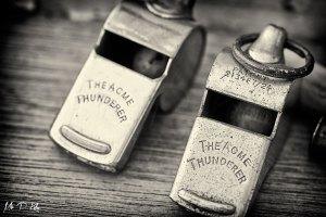 Acme-Thunderer-Whistle-in-black-and-white