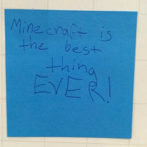 Minecraft-is-the-best-thing-ever