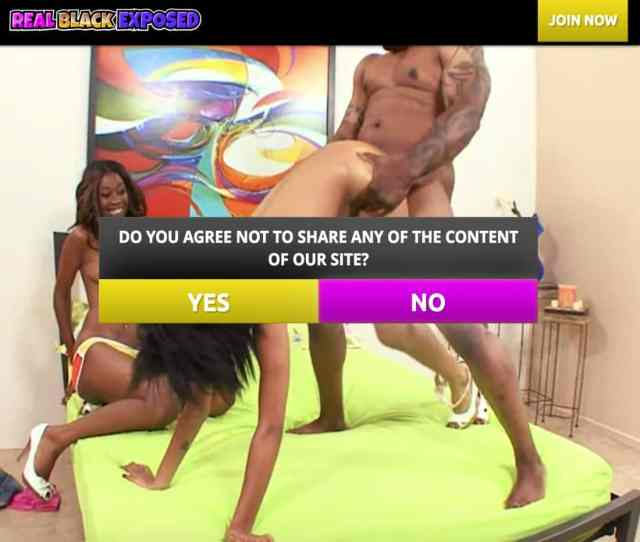 Black Porn Sites Real Black Exposed