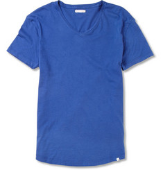 Orlebar Brown Bobby V-Neck Cotton T-Shirt