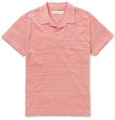 Orlebar BrownFelix Marl Cotton-Piqué Polo Shirt