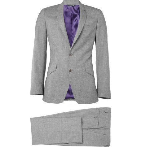 Paul Smith London Kensington Slim-Fit Wool Suit