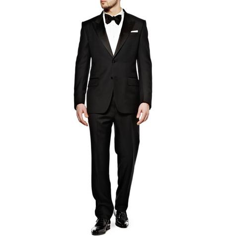 Yves Saint LaurentSingle-Breasted Tuxedo