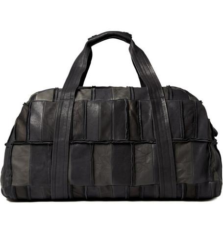 LanvinLarge Patchwork Leather Bag