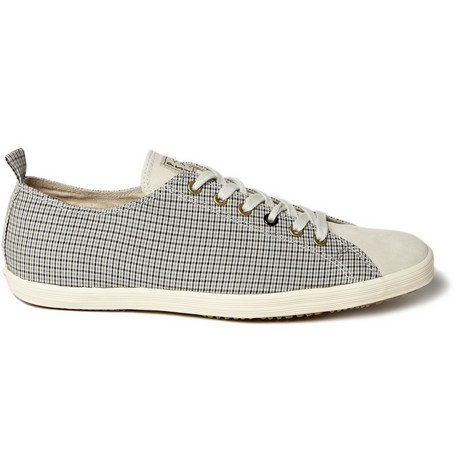 PS by Paul Smith Checked Sneakers