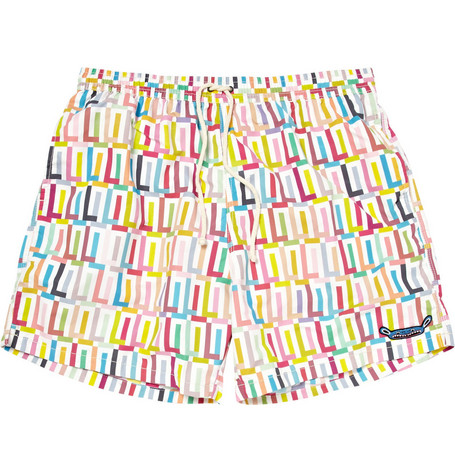 Limoland Multi-coloured Swimming Trunks