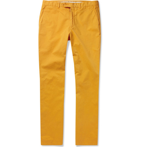 Hentsch ManJoe Cotton Trousers