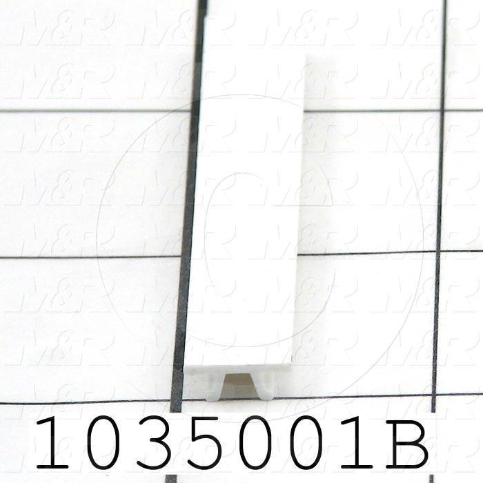 1035001B :: Label, Use For Terminal Block :: M&R :: NuArc