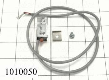 1010050 :: Reed Switch, 3 Wire, Normally Open, 24