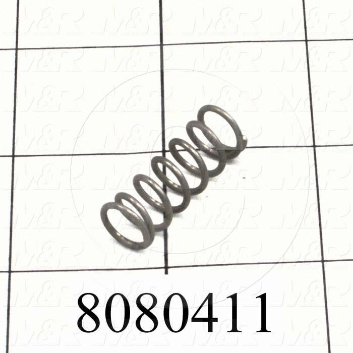 8080411 :: Springs, Compression Type, 0.045 in. Wire
