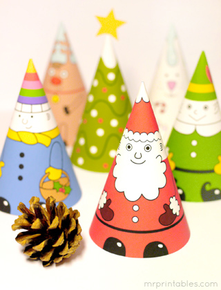 Free Christmas Crafts For Kids