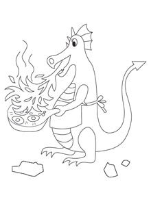 Petes Dragon Coloring Pages Coloring Pages