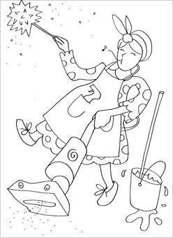 CAREER COLORING PAGES « Free Coloring Pages