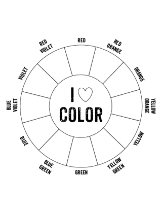 "Search Results for ""Blank Color Wheel Chart Worksheet"