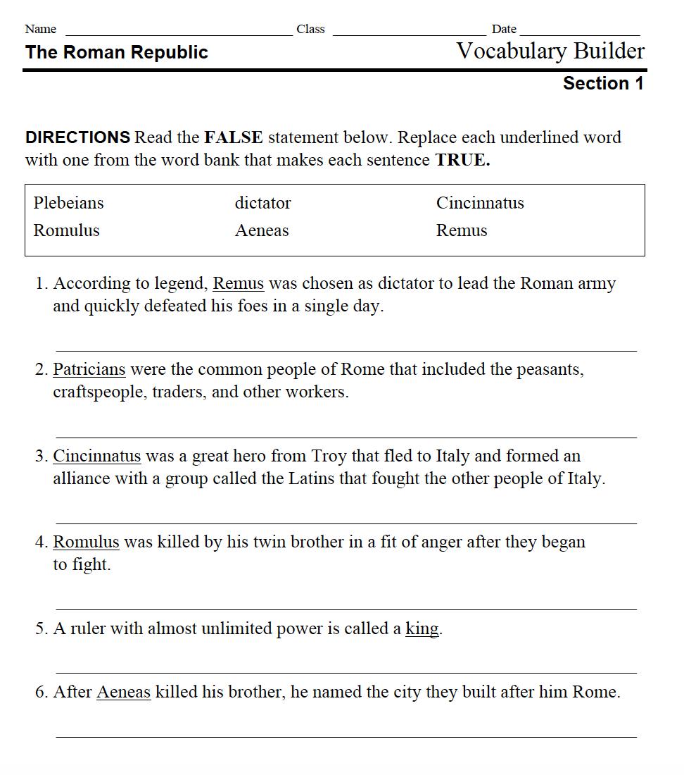 hight resolution of Assignments - Mr. Peinert's Social Studies Site