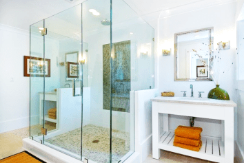 Tips to clean shower glass