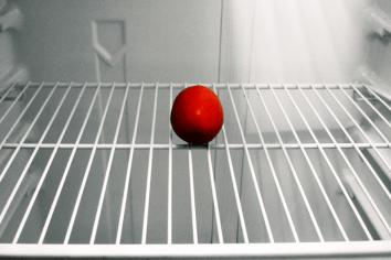 Freezer is cold but fridge is warm