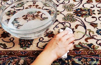 Tips for cleaning carpet