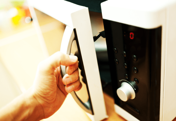 6 common problems with microwave - Ideas by Mr Right