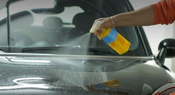 Waterless car wash guide