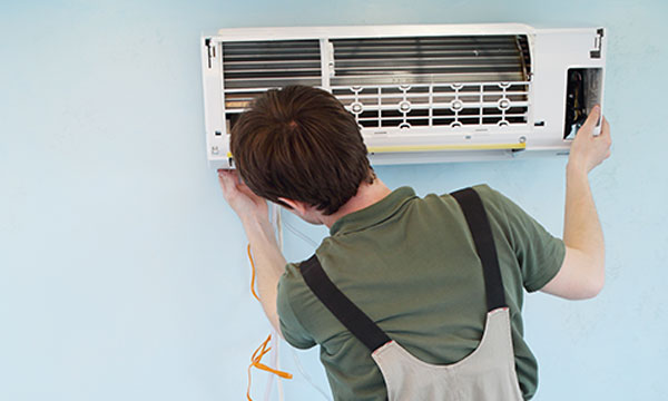 Split-ac-installation
