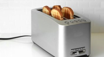 Easy DIY step by step guide to cleaning a toaster