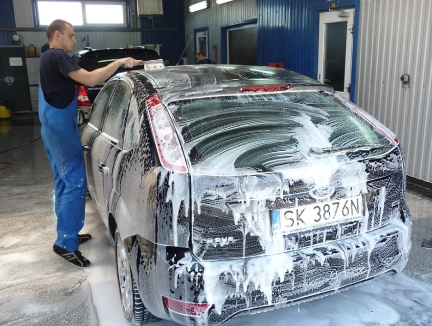car washing tips and tricks