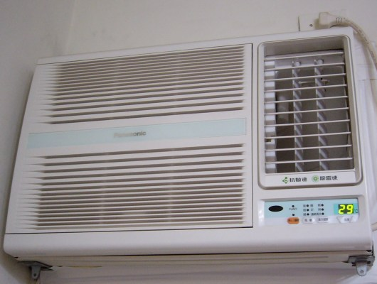 air conditioner leakage