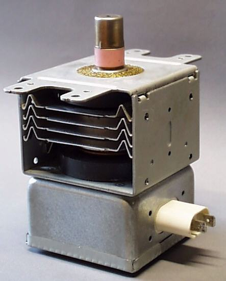 how to test microwave's magnetron
