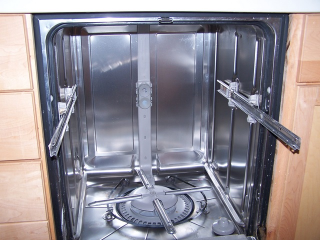 dishwasher deassembly