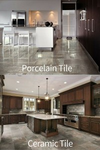 Porcelain vs. ceramic tiles: which is better? - Ideas by ...