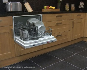 Slimline, small & compact dishwasher