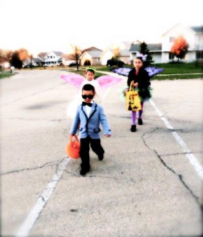 Halloween 2012| Mrs. AOK, A Work In Progress