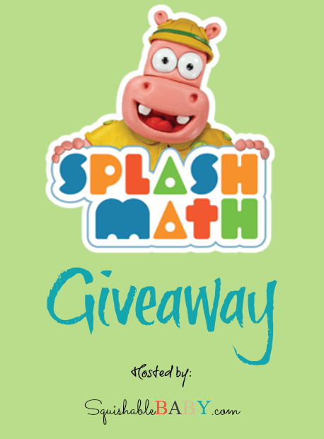 Splash Math Giveaway