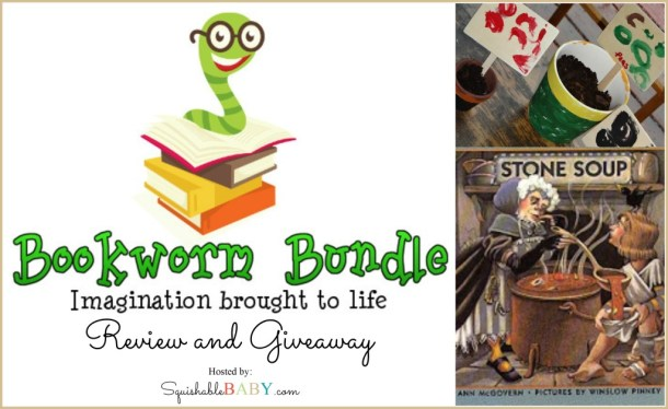 Bookworm Bundle - Stone Soup