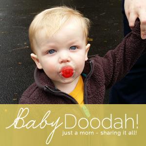 baby doodah cohost Mommy Monday #mondayformoms #bloghop