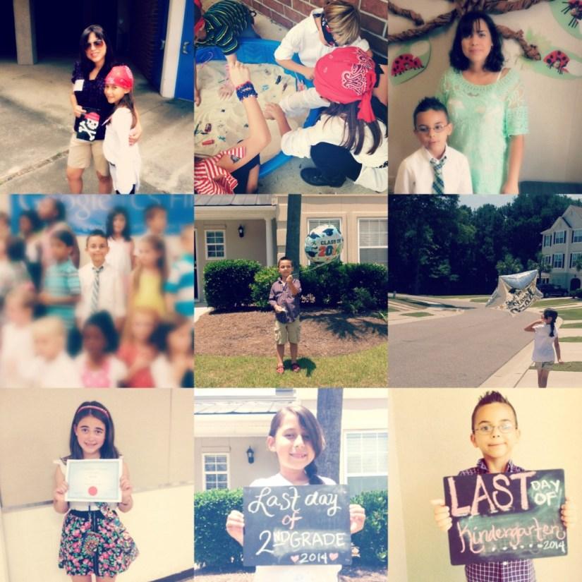 Last Days of 2014 School Year