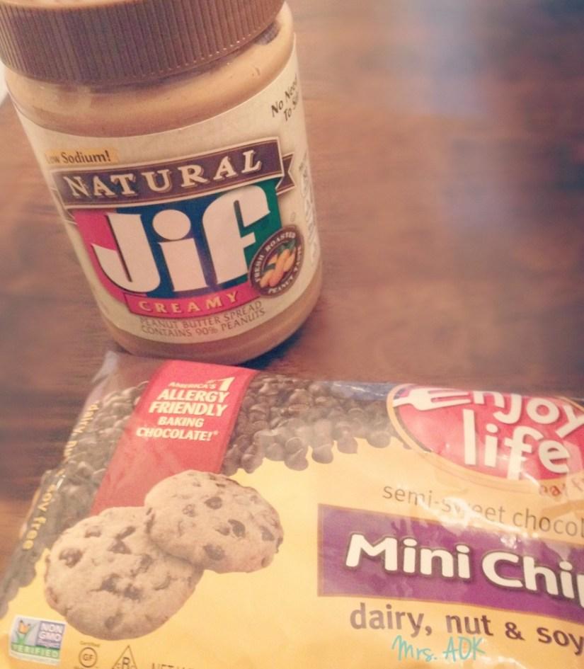 Add ins Banana P&B NiceCream #DairyFree