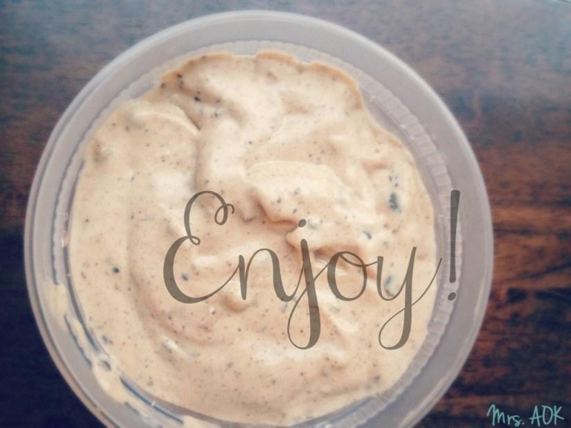 Dairy Free Banana Nice Cream #DairyFree