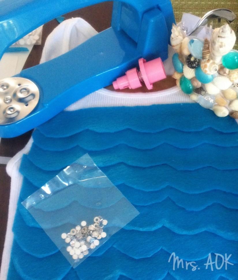 Mermaid Top Supplies