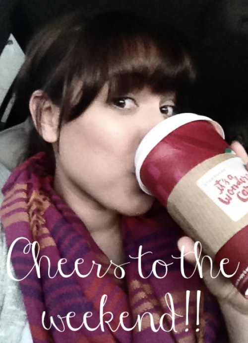 Red Cup Gangsta| Cheers to the weekend |Mrs. AOK, A Work In Progress