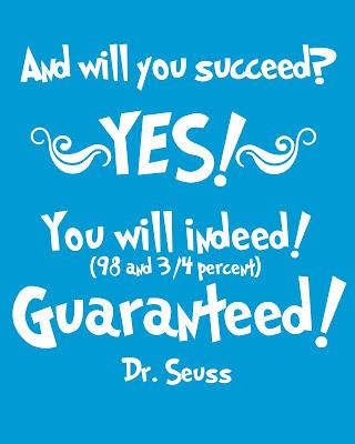 Dr. Seus Quote
