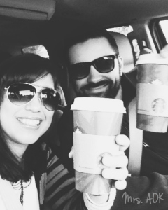 Crazy Starbucks addicted parents|Mrs. AOK, A Work In Progress.com