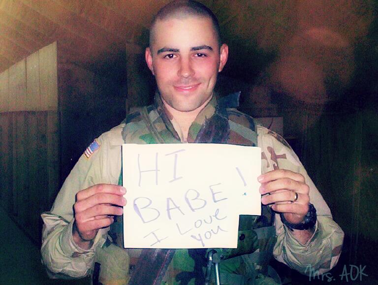 My Babe in Iraq